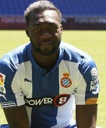 Un Felipe Caicedo al 100% físicamente sería titular ante el Málaga