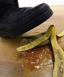 Premian un estudio japonés sobre capacidad deslizante de la cáscara de banano