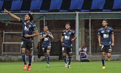 ¡Eliminado! Independiente del Valle pierde 3-0 ante Cerro Porteño