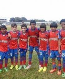 Santodomingueños sobresalen en club profesional de fútbol