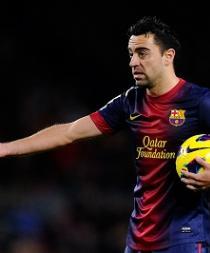 Xavi, el jugador con más partidos en la historia de la Liga de Campeones
