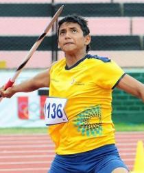 Santo Domingo suma oro en lanzamiento de jabalina del Campeonato Nacional Prejuvenil
