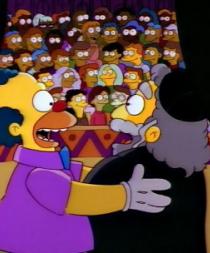 El padre de Krusty muere en nueva temporada de Los Simpson