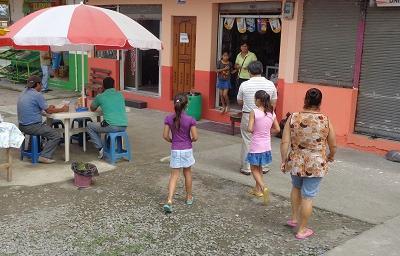 Arreglo de la avenida Los Quinches favorece al comercio en Santo Domingo
