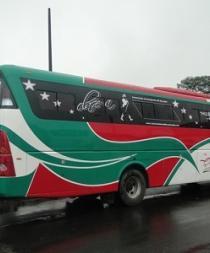 Delincuentes asaltan y roban a pasajeros de un bus interprovincial
