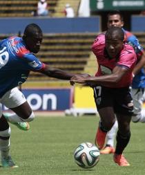 Independiente del Valle ganó 2-0 a Deportivo Quito en Sangolquí