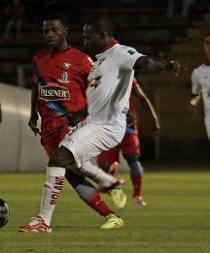 Nacional igualó  0-0 ante Liga de Quito