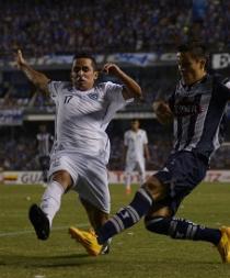 Emelec empata 0-0 ante Goiás en el Capwell (En juego)