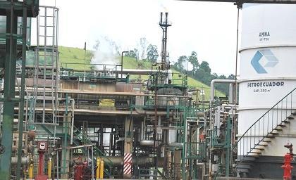 Refinería de Esmeraldas paralizará su actividad 40 días por mantenimiento