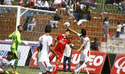 Mushuc Runa igualó 1-1 con Liga de Quito