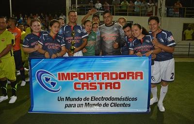 Campeonato de Electrodomésticos arrancó en Santo Domingo