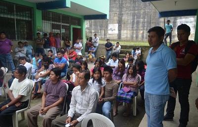 Etnia Chachi presentó una propuesta de asentamiento en Santo Domingo