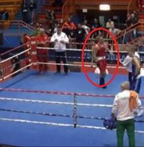 Suspenden de por vida a un boxeador tras agredir a árbitro (VIDEO)