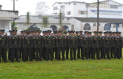 70 nuevos policías para Santo Domingo de los Tsáchilas