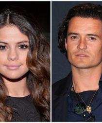 Selena Gómez fue captada junto a Orlando Bloom en Los Ángeles (Video)
