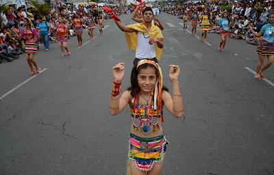 Pregón por  las fiestas de provincialización iniciará a las 19h00