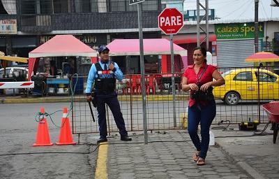 Cambios en la Terminal Terrestre de Santo Domingo