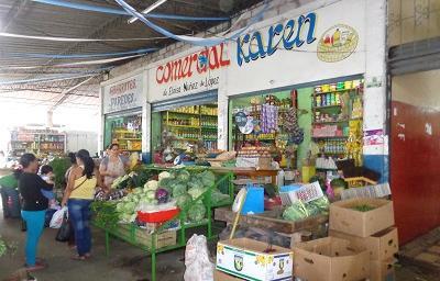 Mercado Central de La Concordia se encuentra invadido de ratas, según comerciantes