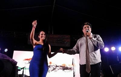 Concierto abrió las fiestas de provincialización de Santo Domingo de los Tsáchilas