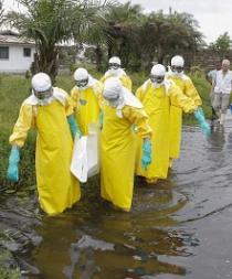 Millonario sudafricano dona un millón de dólares para luchar contra el ébola