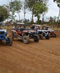 Cuarta Válida de Rallycross se efectuará este sábado