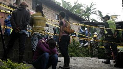 Confirman la muerte de los doce trabajadores atrapados en mina en Colombia