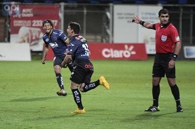 I. del Valle ganó 1-0 a Mushuc Runa y sigue en la lucha por un puesto en la final