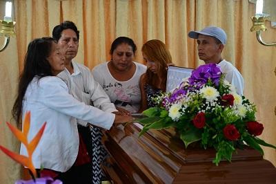 Presunto femicidio deja secuelas en una familia santodomingueña