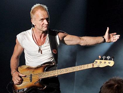 El concierto de Sting en Quito será gratuito