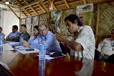 Instituciones coordinan campaña ambiental