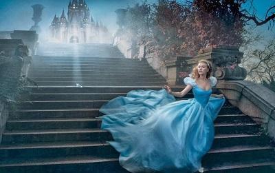 Disney publicó el tráiler de su nueva película, La Cenicienta (Video)