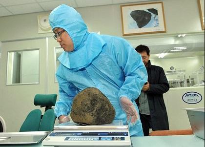 Meteoritos caídos en Corea del Sur son tan antiguos como el Sistema Solar