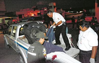 Accidente de tránsito deja un muerto en Santo Domingo