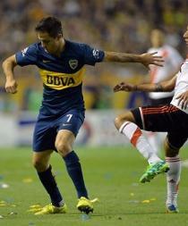 Boca Junior empató 0-0 ante River Plate en La Bombonera