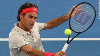 Roger Federer jugará la final de la Copa Davis
