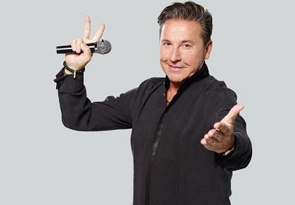 Ricardo Montaner cantará durante dos horas esta noche en Portoviejo