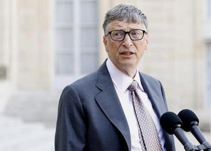Bill Gates dona 5,7 millones de dólares para una cura contra el ébola