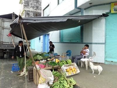 Reubicación del Registro Civil perjudicó a los comerciantes de la calle Edmundo Catfort