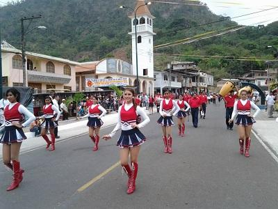 Parroquia Honorato Vásquez celebró 79 años de creación