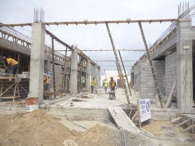 Centro de salud, listo en el 2015