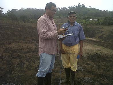 Legalizan tierras en áreas protegidas