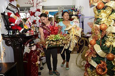 Locales comerciales abrirán hasta las 21h30 por temporada navideña