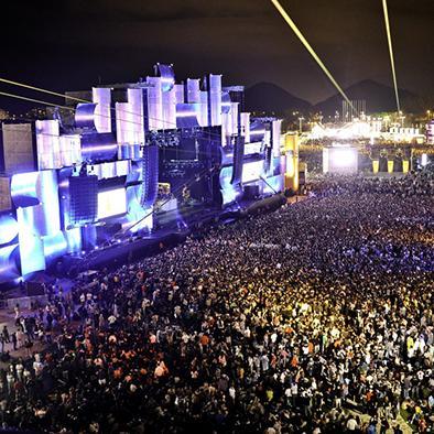 Venden 100 mil entradas para el Rock in Rio 2015