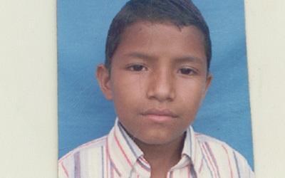 Menor se encuentra desaparecido desde el miércoles