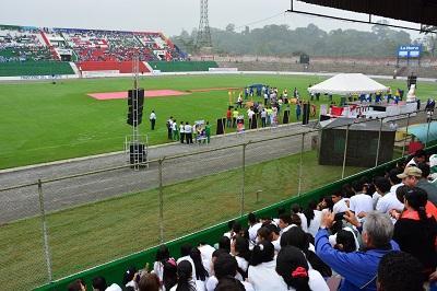 Remodelación del Estadio Olímpico de Santo Domingo fue inaugurada