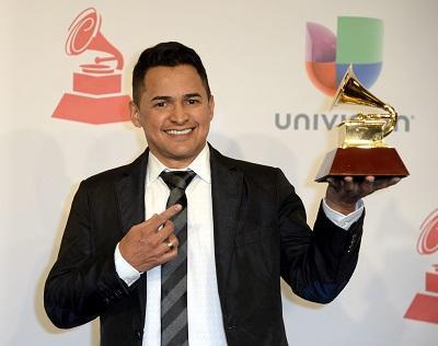 Jorge Celedón ganó un Grammy Latino