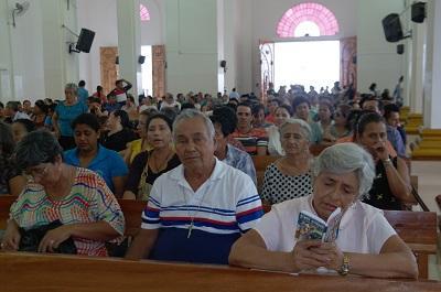 Al menos 40 mil feligreses acompañarán a la Virgen de Monserrate