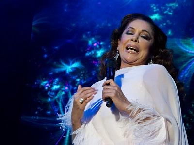 La cantante Isabel Pantoja ingresó a prisión para cumplir pena de dos años