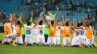 El Cruzeiro busca una victoria para coronarse campeón del torneo brasileño