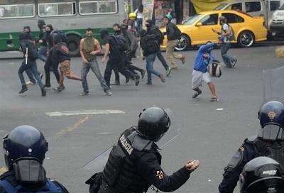 Detienen a exjefe de policía mexicano vinculado con desapariciones